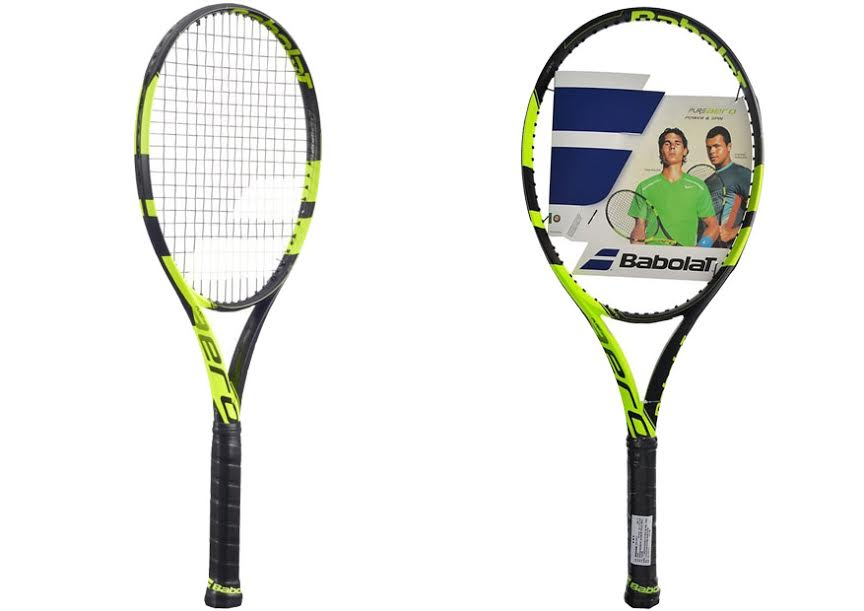 Design These Two Racquets Have Exactly The Same Dimensions They Each 27 Inches Length 100 Square Head Size And 11 3 Ounces Weight
